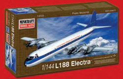 Mini Craft 1/144 L-188 Electra, LIST PRICE $29.99
