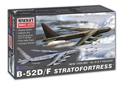 Mini Craft 1/144 B-52D/F Stratofortress, LIST PRICE $49.99