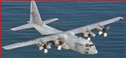 "Mini Craft 1/144 C-130E ""Hercules"", LIST PRICE $39.99"