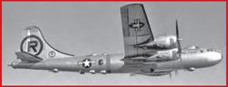 "Mini Craft 1/144 B-29 ""Postwar"", LIST PRICE $19.99"