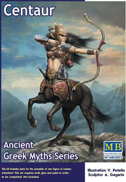 MASTER BOX Ancient Greek Centaur 1:24, LIST PRICE $16.95