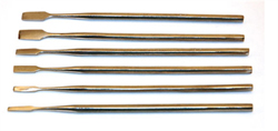 Model Expo STAINLESS STEEL CHISEL SET , LIST PRICE $18.3