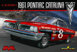 Model King '61 Pontiac Catalina Weatherly, LIST PRICE $36.5