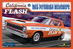 Model King '65 Ply Belvedere Cali Flash, LIST PRICE $39.95