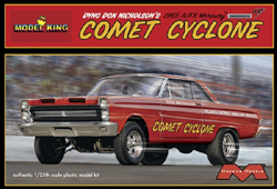 Model King '65 Merc Comet Cycl Nicholson, LIST PRICE $40