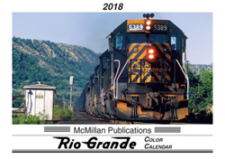 McMillan Publishing 2018 Calendar Rio Grande, LIST PRICE $15.95