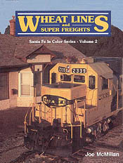 McMillan Publishing Wheat Lines & Super Freights, LIST PRICE $64.95