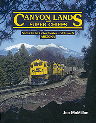 McMillan Publishing Canyon Lands & SuperChief, LIST PRICE $69.95