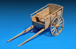 MINI ART MODELS FARM CART 1:35                , LIST PRICE $17.25