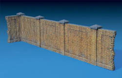 MINI ART MODELS BRICK WALL 1:35 , LIST PRICE $34.5