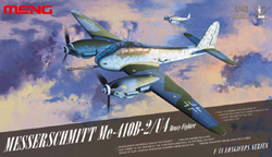 MENG by Squadron ME 410B-2/U4 HEAVY FIGHTER :48, LIST PRICE $89.99