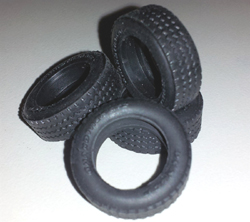 MENG by Squadron TIRES for VEHICLE 1:35, LIST PRICE $9.99