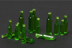 MENG by Squadron BEER BOTTLES for VEHICLE 1:35, LIST PRICE $9.99