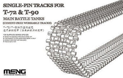 MENG by Squadron Tracks T-72 & T-90 Mbt 1:35, LIST PRICE $34