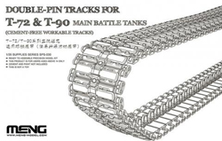 MENG by Squadron Tracks T-72 & T-90 Mbt 1:35 Dp, LIST PRICE $34
