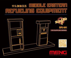 MENG by Squadron Mid Eastern Refueling Equip:35, LIST PRICE $37.99