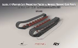 MENG by Squadron Sd.KfZ.171 Panther Lateprod:35, LIST PRICE $37.99