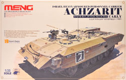 MENG by Squadron ISRAEL ACHZRIT 1:35, LIST PRICE $64.99