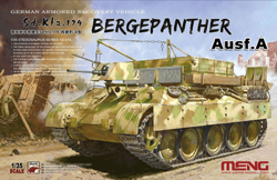 MENG by Squadron Ger. Armored Rec. Veh. 1:35, LIST PRICE $70.99