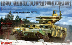 MENG by Squadron BMPT TERMINATOR 1:35, LIST PRICE $74.99