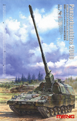 MENG by Squadron GERMAN PANZERHAUBTZE 2000 1:35, LIST PRICE $74.99