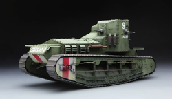 MENG by Squadron Mk.A Whippet Med Tank 1:35, LIST PRICE $39.99