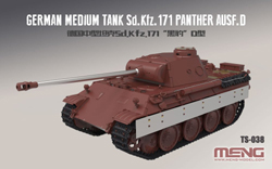 MENG by Squadron Ger Sd.KfZ.171 Panther Ausf.D, LIST PRICE $56.99