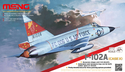 MENG by Squadron F-102A 1:72, LIST PRICE $39.99