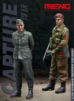 MENG by Squadron Capture Resin 1:35, LIST PRICE $44.99