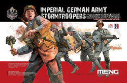 MENG by Squadron Imperial Ger Army Stormtrpr:35, LIST PRICE $23