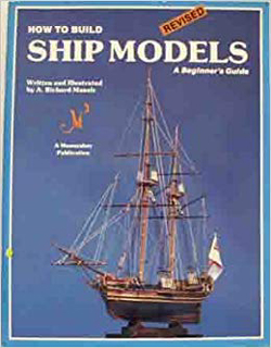 MODEL SHIPWAY How to Build Ship Models, LIST PRICE $12.99