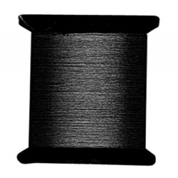 MODEL SHIPWAY 13mm POLYESTER THREAD BLACK , LIST PRICE $5.09
