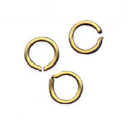 MODEL SHIPWAY 2.5mm SPLIT RING BRASS , LIST PRICE $5.06