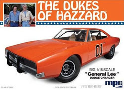 MPC GENERAL LEE CHARGER 1:16 , LIST PRICE $37.5