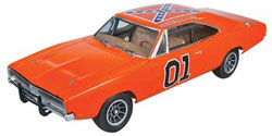 MPC GHOST of GENERAL LEE 1:25 , LIST PRICE $27.5