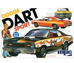 MPC '75 Dodge Dart Sport 1:25, LIST PRICE $29.69
