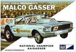 MPC '67 Mustang Ohio George 1:25, LIST PRICE $29.69