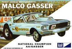MPC 1967 Mustang Ohio George 1:25, LIST PRICE $29.69