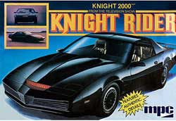 MPC KNIGHT RIDER 1982 FIREBIRD 1:25, LIST PRICE $28.75