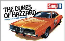MPC DUKES GENERAL LEE 1:25 Snap, LIST PRICE $25