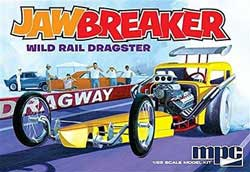MPC JAWBREAKER DRAGSTER 1:25, LIST PRICE $29.98