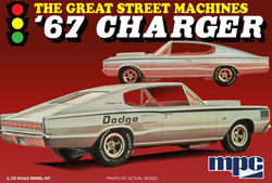 MPC 1967 Charger GSM 1/25, LIST PRICE $29.79