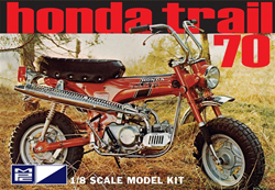 MPC Honda Trail 70 Mini Bike, LIST PRICE $30.99