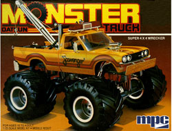 MPC 1975 Datsun Scavenger Monster Pickup, LIST PRICE $33.19