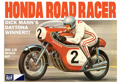 MPC Dick Mann Honda 750 Road Racer Motorcycle, LIST PRICE $45.79