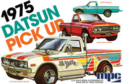 MPC 1975 Datsun Pickup, LIST PRICE $33.19