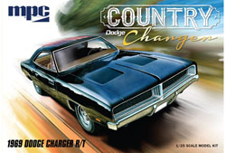 MPC 1969 Dodge Country Charger R/T, LIST PRICE $27.49