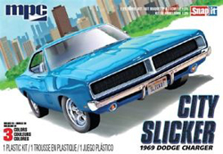 MPC 1969 Dodge Charger R/T City Slicker 1:25, LIST PRICE $30