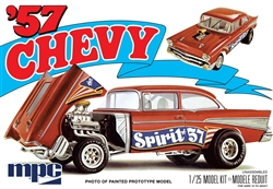 MPC 1957 Chevy Flip Nose Spirit 57 1-25, LIST PRICE $999.99