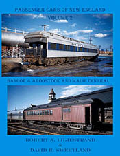 Railroad Press Pass Cars New Eng Vol 2, LIST PRICE $13.95